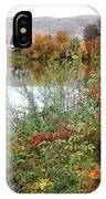 Prosser - Autumn Bridge IPhone Case