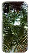 Protecting Palms IPhone Case