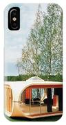Prototype Of Polykem Molded House IPhone X Case
