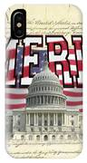 Proud To Be American IPhone Case