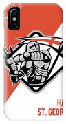 Proud To Be English Happy St George Greeting Card IPhone Case