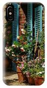 Provencal Alley IPhone Case