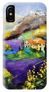 Provence 783190 IPhone Case