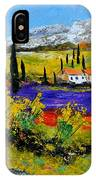 Provence 885120 IPhone Case
