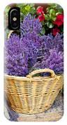 Provence Lavender IPhone Case