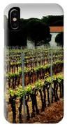 Provence Vineyard IPhone Case
