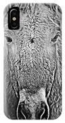 Przewalski's Horse IPhone Case