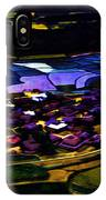 Psychadelic Aerial View IPhone Case