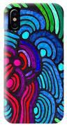 Psychedelia 5 IPhone Case