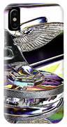 Psychedelic Bentley Mascot 2 IPhone Case