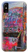 Psychedelic Cadillac IPhone Case