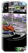 Psychedelic Gondola Venice IPhone Case