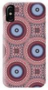 Psycho Swirls IPhone Case