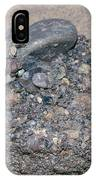 Puddingstone Conglomerate IPhone Case