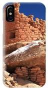 Pueblo Cliff IPhone Case