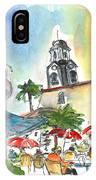 Puerto De La Cruz 01 IPhone Case