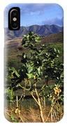 Puerto Rico Cayey Mountains Near Salinas IPhone Case