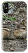 Puffy Checks IPhone Case