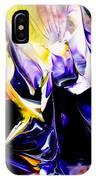 Botanical # 1201 IPhone Case