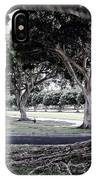 Punchbowl Cemetery - Hawaii IPhone Case