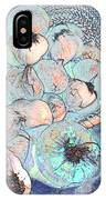 Pungent Overflow IPhone Case