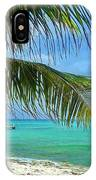 Punta Cana Getaway IPhone Case