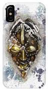 Punu Prosperity Mask IPhone Case