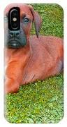 Puppy Love IPhone X Case