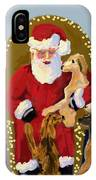 Puppy Talk IPhone Case