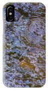 Purl Of A Brook IPhone Case