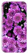 Purple Blanket IPhone Case
