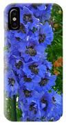 Purple Blue IPhone Case