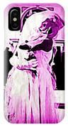 Purple Bride IPhone Case