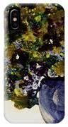 Purple Chrysanthemum IPhone Case