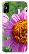 Purple Coneflowers IPhone Case