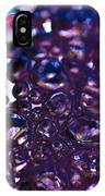 Purple Fusion IPhone Case