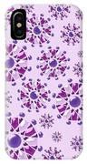 Purple Gems IPhone Case