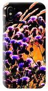 Purple Glory IPhone Case