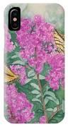 Purple Haze Cafe IPhone Case