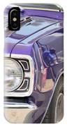Purple Mopar IPhone Case