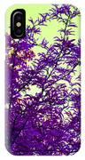 Purple Morning IPhone Case