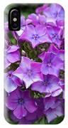 Purple Royale IPhone X Case