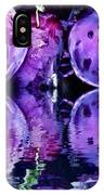 Purple Rutabagas Reflect  IPhone Case