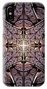 Purple Shield IPhone Case