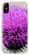 Purple  IPhone X Case