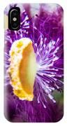 Purple Surprise IPhone Case