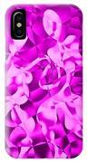 Purple Tango IPhone Case