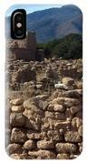 Puye Reservation Mesa IPhone Case