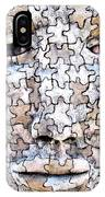 Puzzled Man No2 IPhone Case