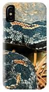 Pygmy Rattlesnake IPhone Case